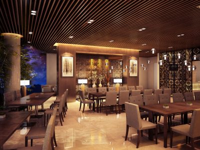 Golden Garden Venue Hotel